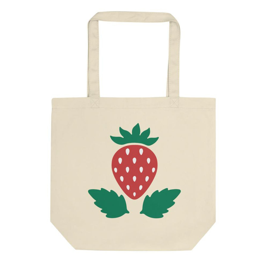 Strawberry Eco Tote Bag