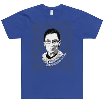 Notorious RBG shirt colors