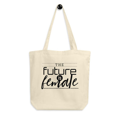 The Future is Female Cotton Tote Bag