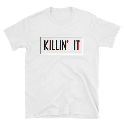 Killin' It cute funny women's tshirt top