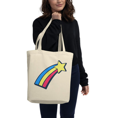 Shooting Star Eco Tote Bag