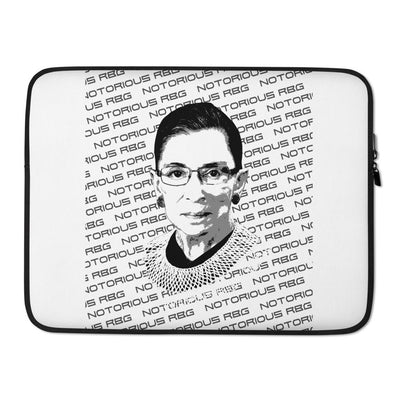 Notorious RBG Laptop Sleeve