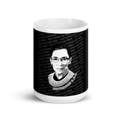 Notorious RBG Mug