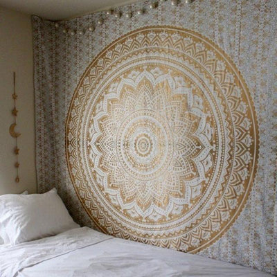 Mandala Tapestry Wall Hanging - Feel Great Goods