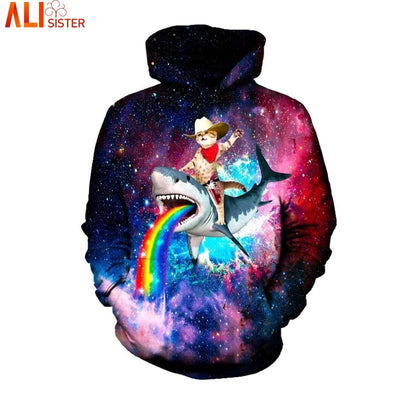 Amazing Kitten Hoodies