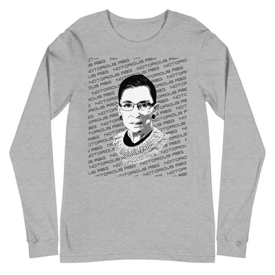 RBG Unisex Long Sleeve Tee