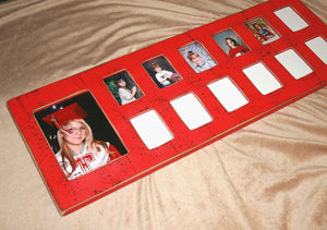 School Years Picture Frame1 8x10 12 4x6 Multi Photo Frame K 12