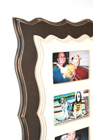 Collage Picture Frames 2 Dogs Woodworking