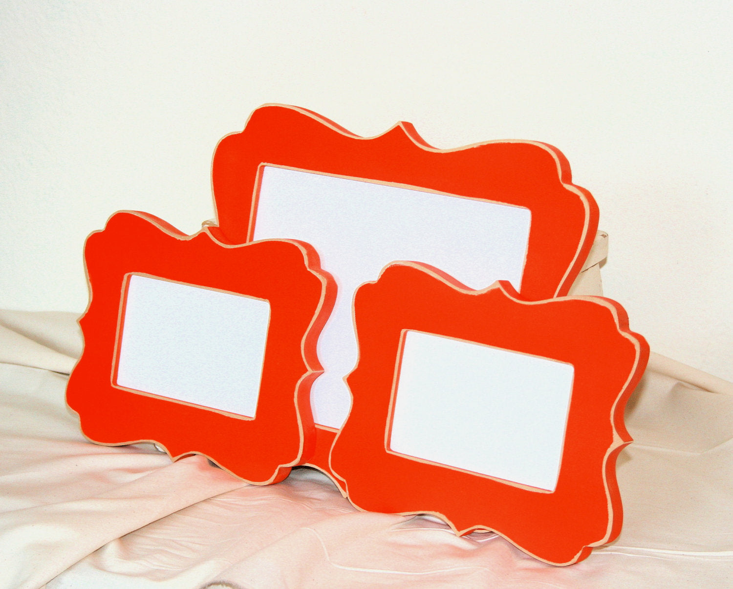Whimsical Picture Frame Package 3 Picture Frames 1 8x10 And 2