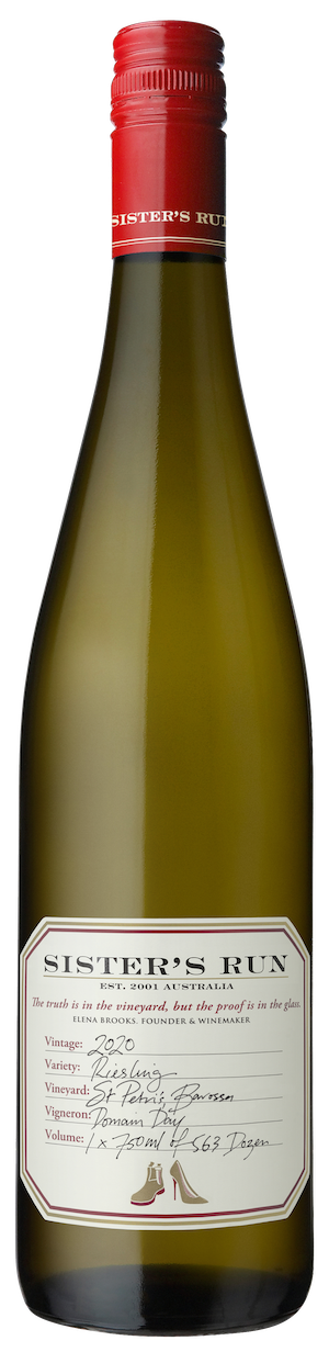 2020 St Petri's Eden Valley Riesling