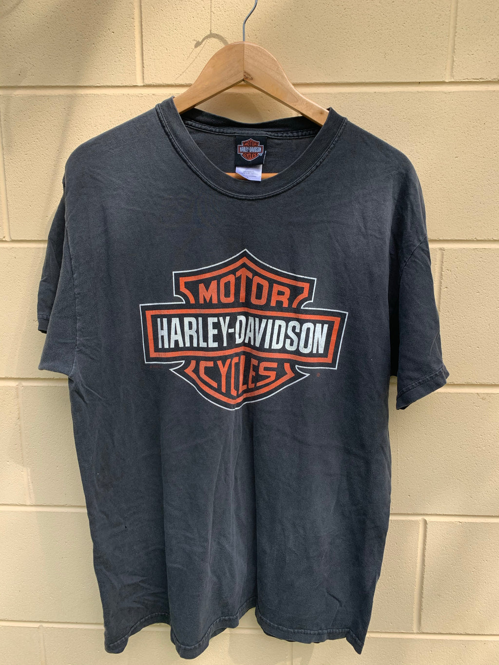 Vintage Harley Davidson T-shirt ✮ Spokane, Washington