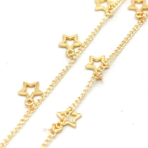 Star Sunglasses Chain