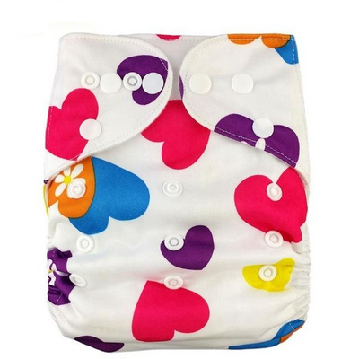 REUSABLE ALL-IN-ONE POCKET DIAPER BUY ONE GET ONE FREE