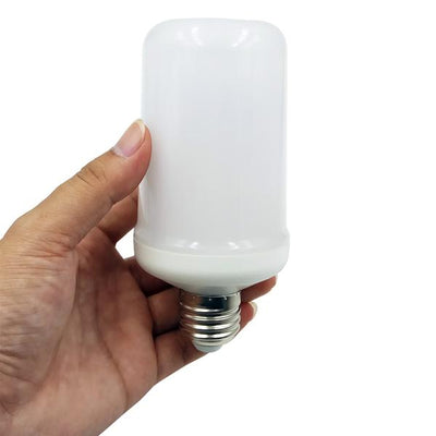 Incredible LED Flame Effect Light Bulb