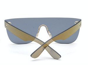 Solid Gold Sunglasses