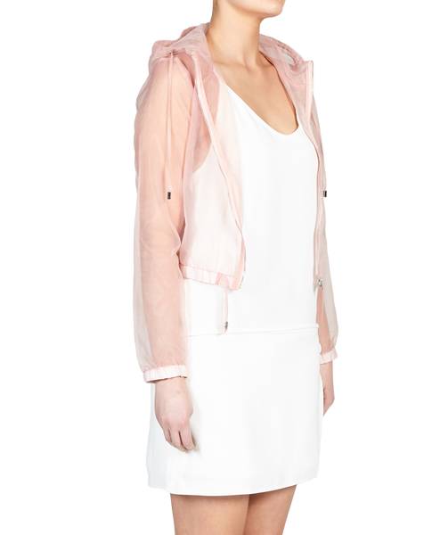 BOSTON JACKET - BLUSH