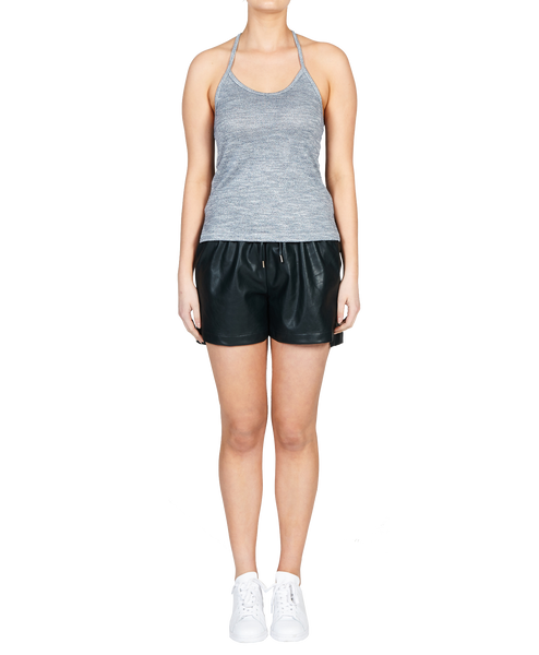 PARK LEISURE SHORT - FOREST GREEN