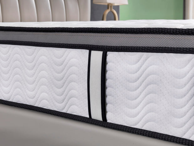 Ergopedic Pocket Spring Mattress - Various Sizes