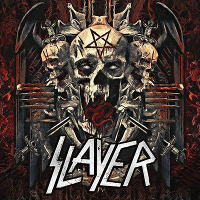 SLAYER / OFFICIAL MERCH STORE AUSTRALIA