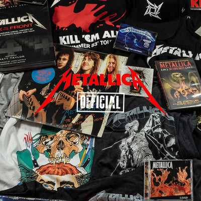 METALLICA / OFFICIAL MERCH STORE AUSTRALIA