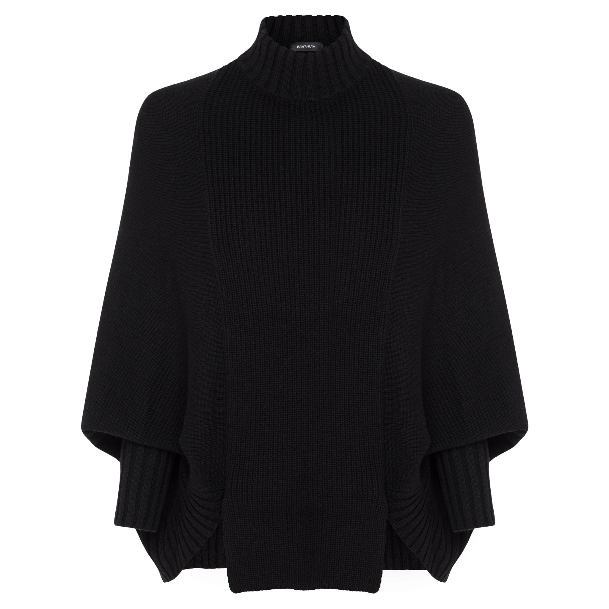 Antonia Knit - Jet Black