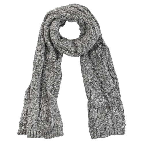 Avery cable knit scarf