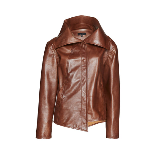 Bianca Jacket - Wood