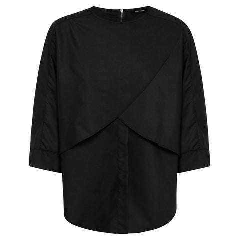 Layton Shirt - Jet Black