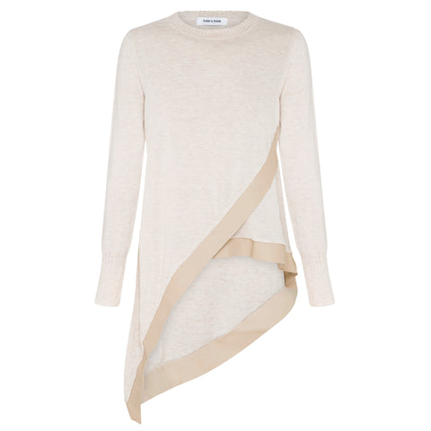 Antonia Knit - Almond