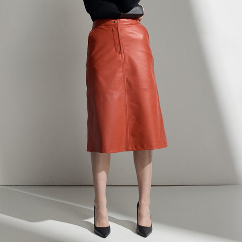 Catrall Skirt - Jet Black