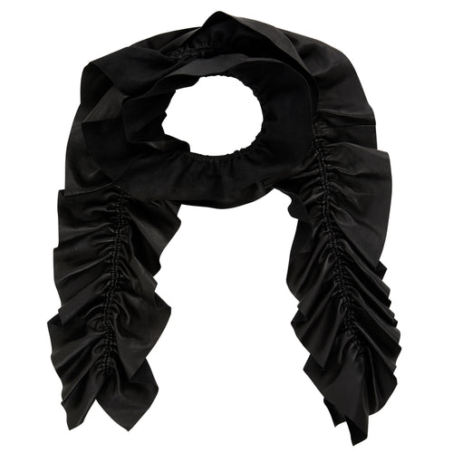 The Gathering Leather Scarf
