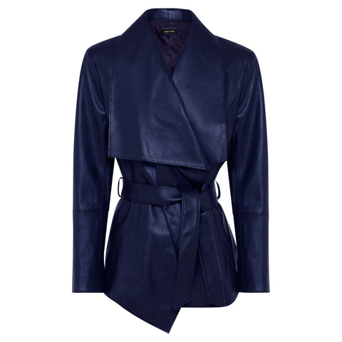 Grace Jacket  - French Navy