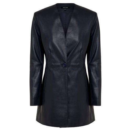 Grace Coat  - French Navy