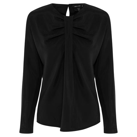 Entanglement Shirt - Jet Black