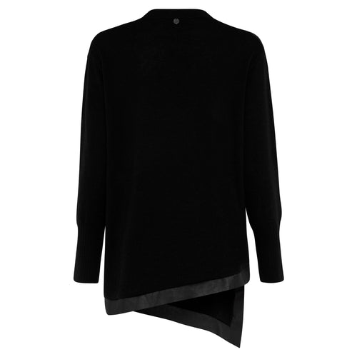 Kaye Knit - Jet Black