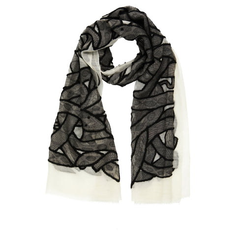 Mischa Ribbed Snood - Fusion