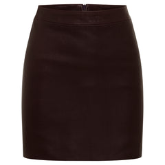 Wilshire Skirt - Mulberry