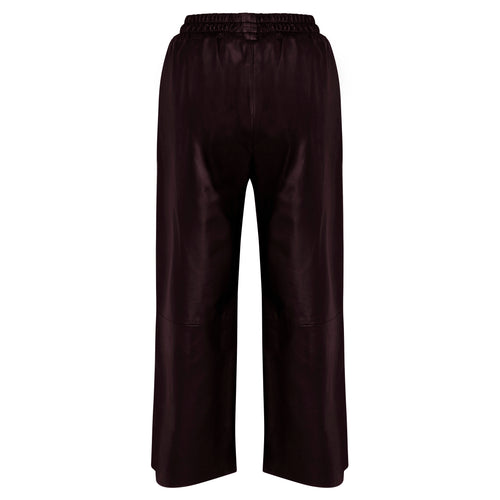 York Culottes - Chocolate