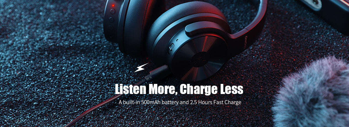 A30 Active noise cancelling headphones