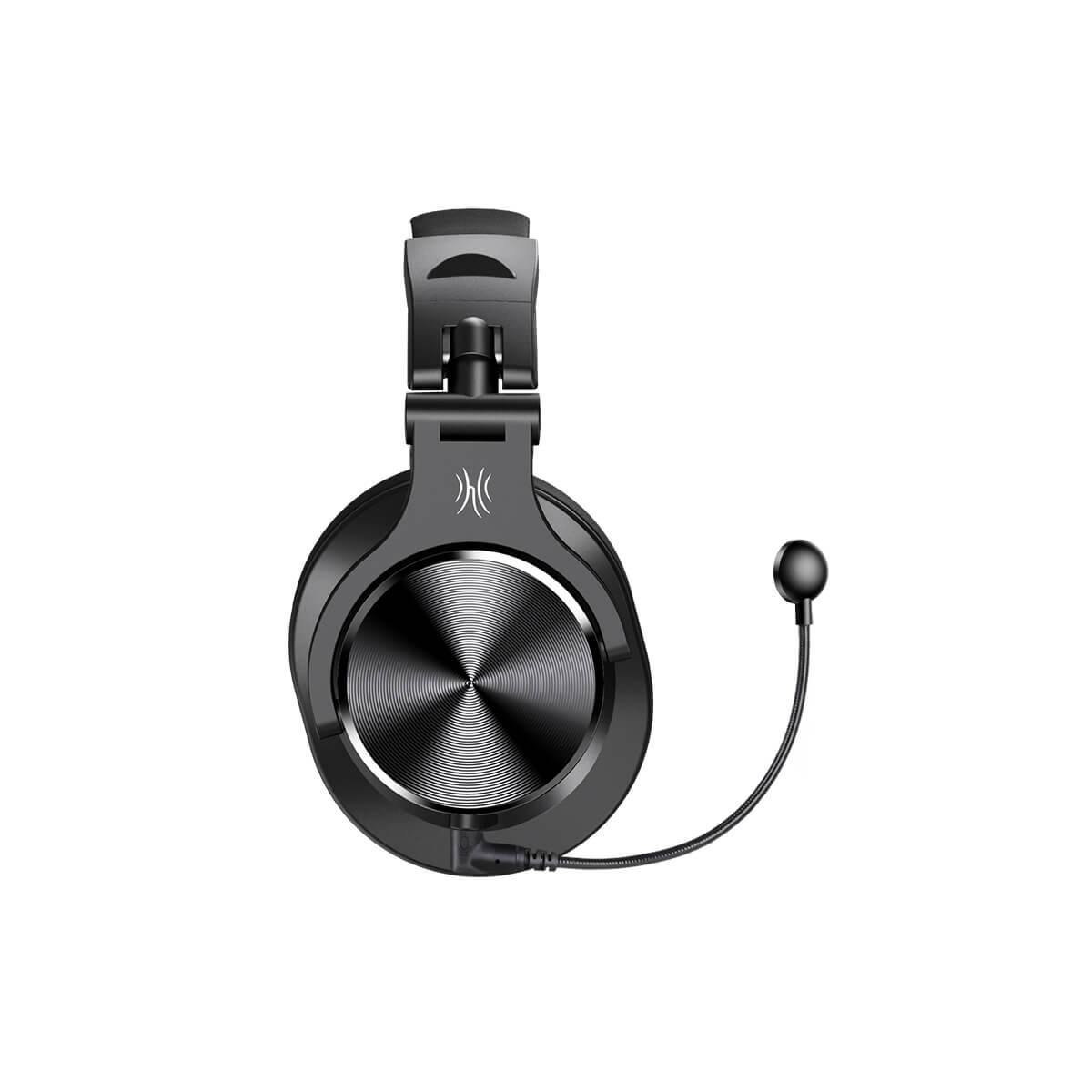A71D Gaming Headphones with Microphone(Grey Black)