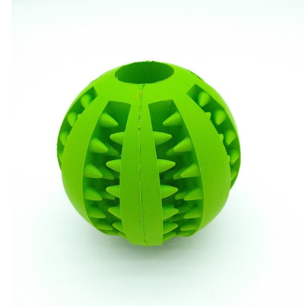 Pet Rubber Treat Ball