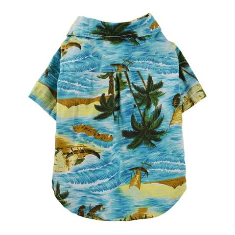 Hawaiian Aloha Breeze & Aloha Sail Breeze Dog Shirt