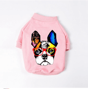 Pink Frenchie Sweatshirt
