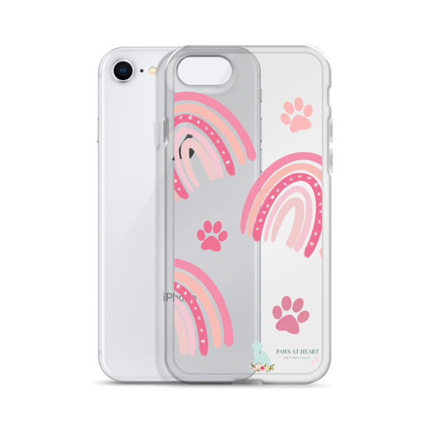 Paws at Heart™ iPhone Case
