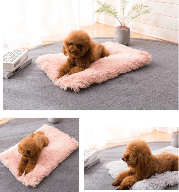 Plush Cozy™ Pet Mat