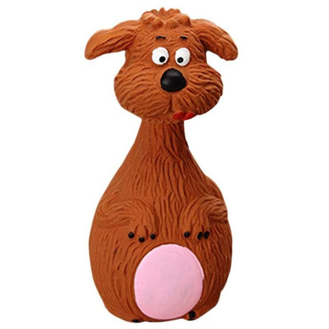 Chew Rubber Bell Squeaky Sound Toys