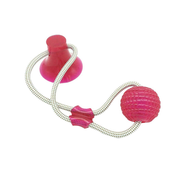 Rope Ball Bite Tooth Cleaning Toy