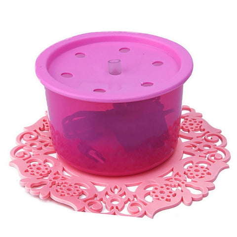 Pet Water Fountain Filtered Bowl