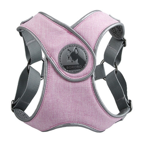 Sport Dog Harness Breathable No Pull Small & Medium Dogs