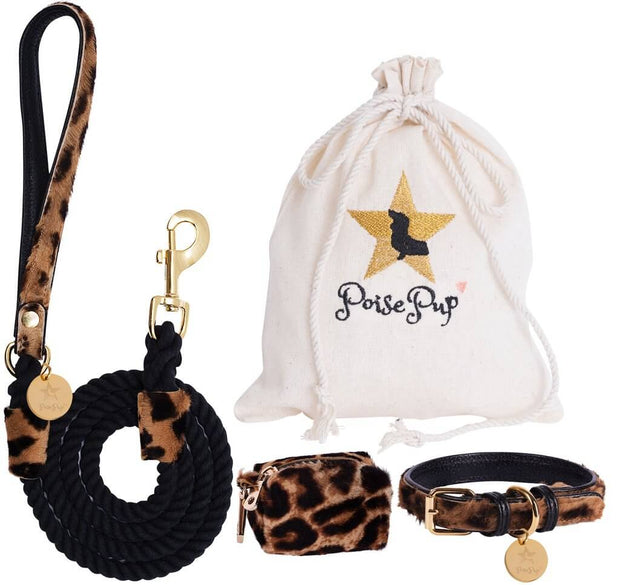 'Wildest One'- Italian Leather Leash